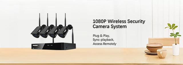 video intercom doorbell system_wireless security system