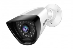 TMEZON HD 960H Security Bullet Camera with 3.6MM, 30IR LEDS, Night Vision, Waterproof Outdoor Indoor Camera