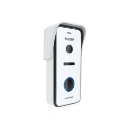 "720P White Doorbell, Compatible with Tmezon 10"" Intercom Video Doorphone MZ-IP-V103W, Advanced IR Night Vision"